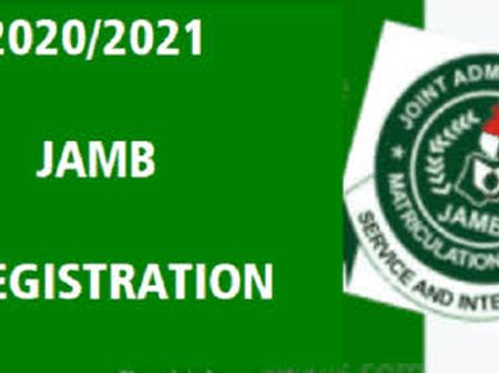 Jamb Officially Announces the Commencement Cate for UTME/ D.E Registration