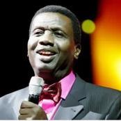'This is why devil does not like people praising God'- Pastor Adeboye