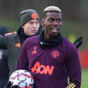 Manchester United Boss, Ole Gunnar Solskjaer Gives Update On Paul Pogba's Injury.