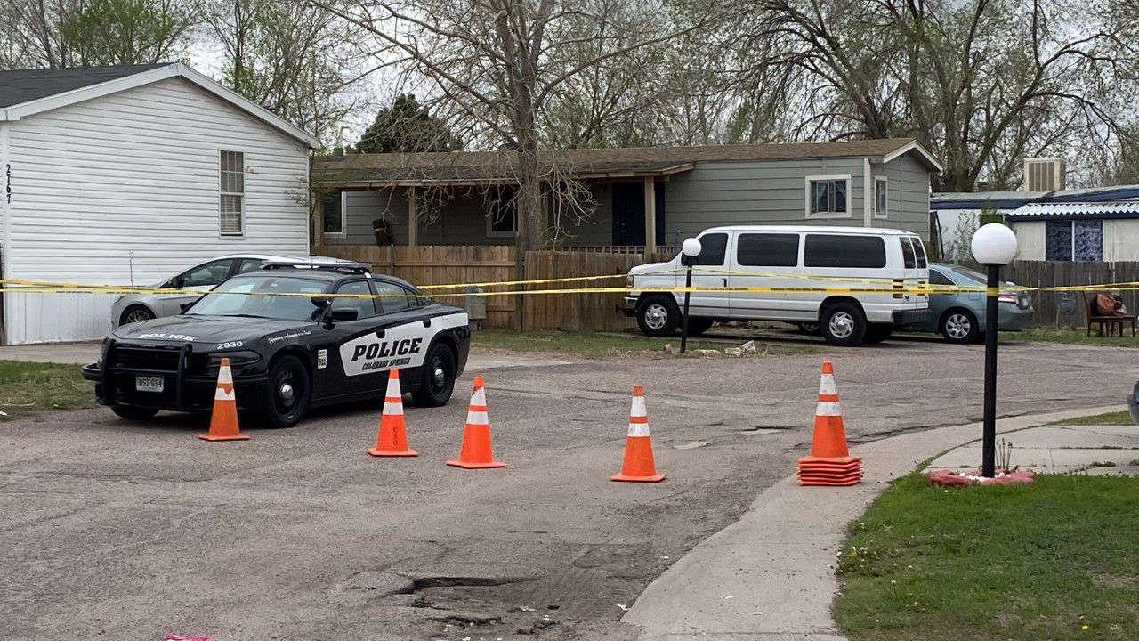 7 including suspect killed in shooting at birthday party in Colorado Springs mobile home community