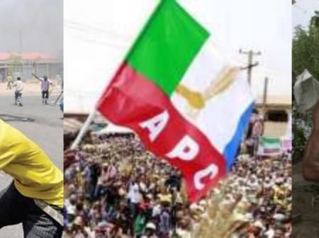 Today's Headlines: Soldiers Destroy Illegal Oil Refinery In Abia, APC Vows To Remain In Power
