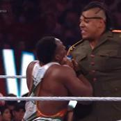 Naija to the World - WWE Celebrates Nigeria at WrestleMania 37