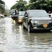 This is the Official Car of River State Governor, Nyesom Wike. (Photos)