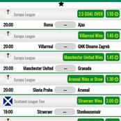 Thursday assured matches to win you big