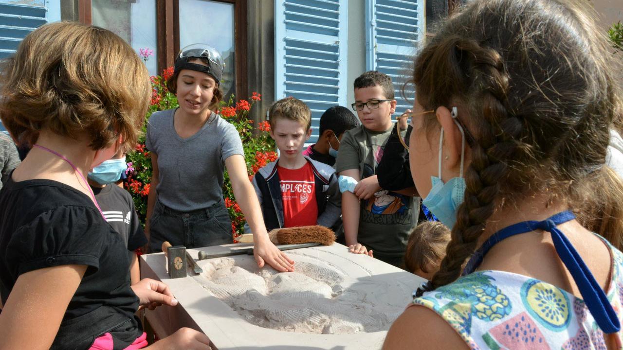 Marmoutier. Un symposium pour dépoussiérer l'image des métiers de la pierre