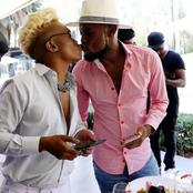 SOMHALE UPDATE: Mohale Reportedly Asks Somizi For A Divorce