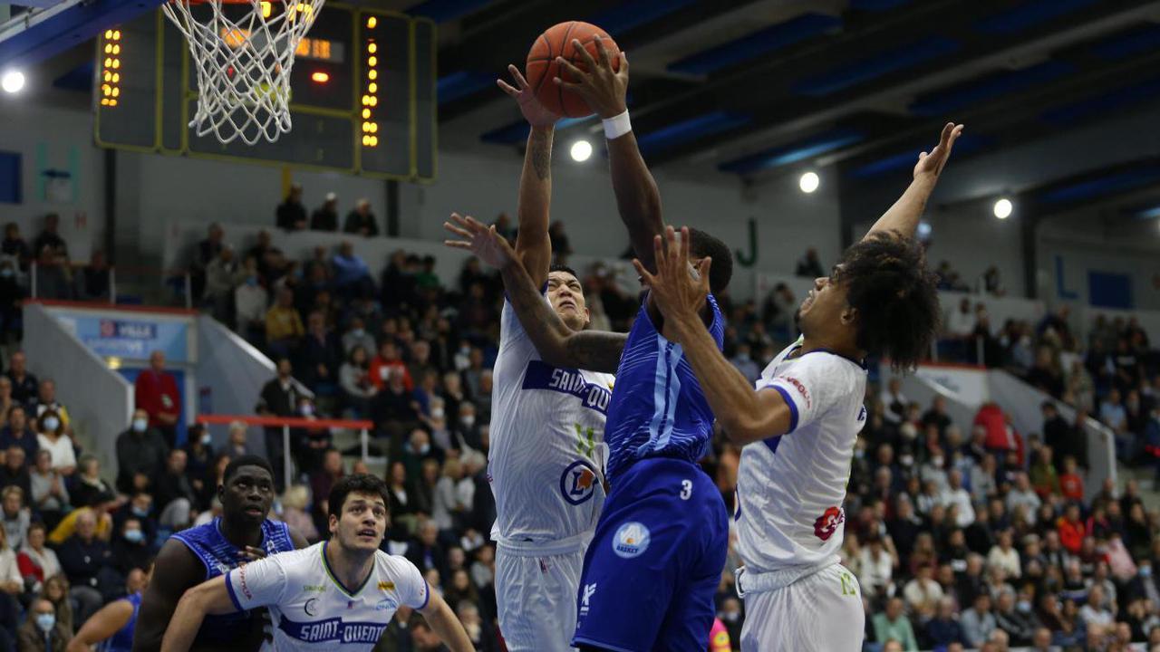 Basket. Pro B : deux rencontres à domicile de l'Hermine de Nantes reprogrammées