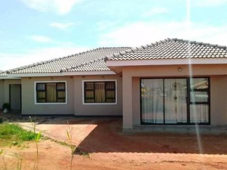 Check out this beautiful house in Zimbabwe that will leave you speechless.