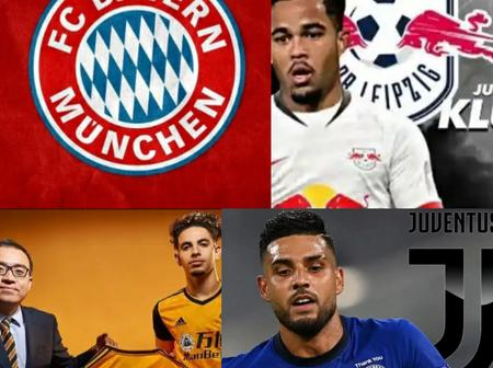 UPDATE: Bayern Munich To Sign World-Class Star From Juventus, Emerson Palmieri To Juventus.