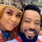 Check Out Cute Pictures of Uju Okoli And Frederick Leonard