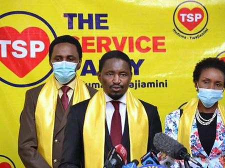 Finer Details About Mwangi Kiunjuri's TSP Party Leaks