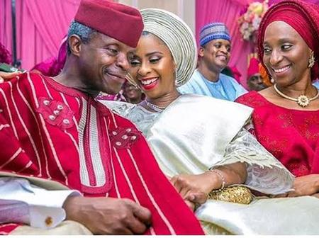 VP Osinbajo Becomes Grand Dad As Daughter Welcomes New Baby
