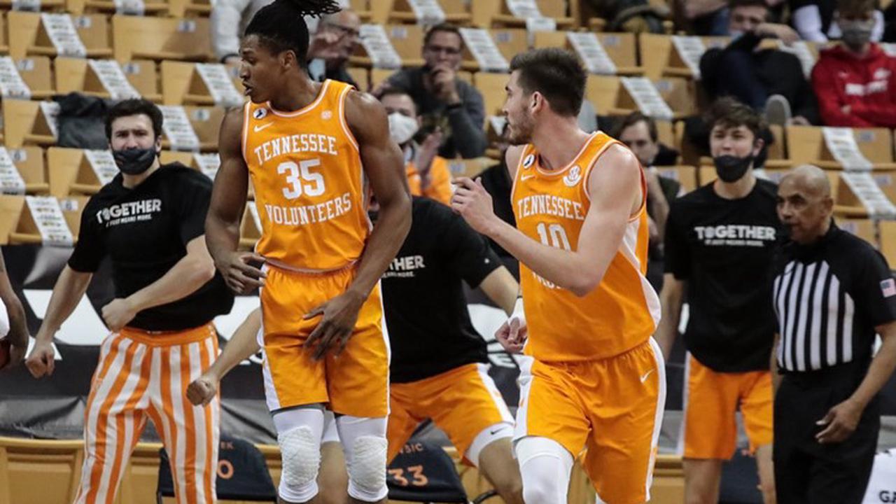 Tennessee vs. South Carolina postponed, will play Vanderbilt on Tuesday