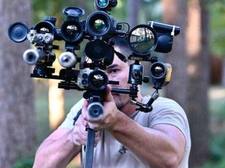 I Thought I Have Seen All Guns Until I Saw These 30 Incredible Sniper Riffles