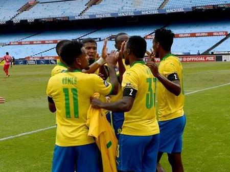 Transfer news : here are 5 players that might leave Mamelodi Sundowns this season