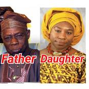 Meet The First Daughter Of Obasanjo Who Is The Ex-Commissioner Of Health & Ex-Senator in Ogun State.