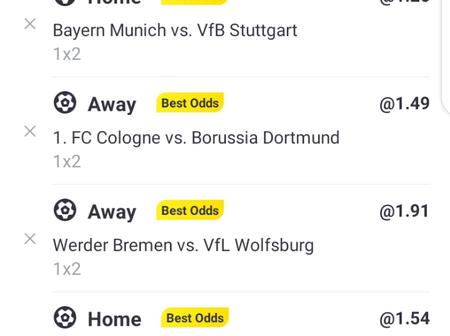 Saturday Well Analysed Teams to Win You 55k