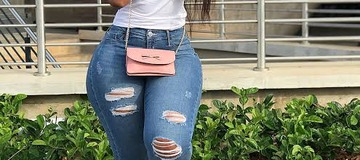 Fashion: Try Out Ripped Jean For That Rugged Look