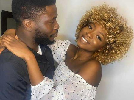 Love is Sweet, See How Craze Clown, Baba Ade, Celebrate wife's birthday [Photos]