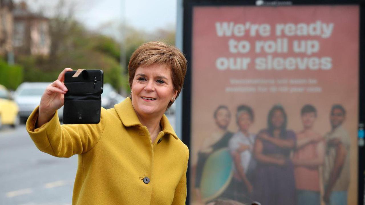 Referendum in Scotland 'matter of when, not if', says Nicola Sturgeon
