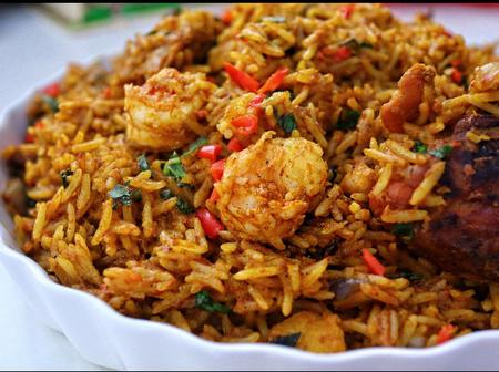 Have You Heard Of Banga Rice Before? This Is How It Is Prepared