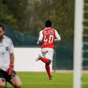 South African under-23 international plays the entire match in SC Braga's win.