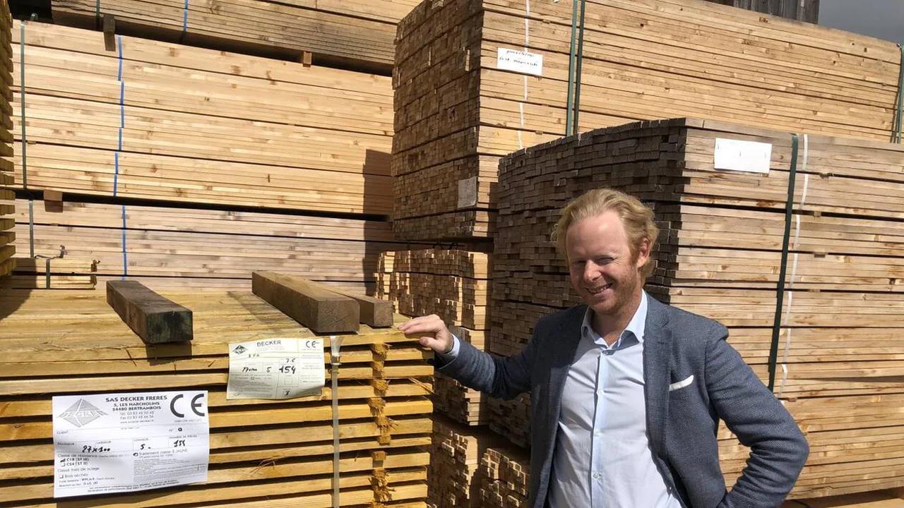 Sarthe. Ces entreprises font face à la pénurie de bois