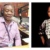 Radio Presenter Francis Luchivya In Paternity Test Drama With Former Lover