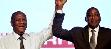 Communiqué du président Allassane Ouattara suite au décès d'Amadou Gon Coulibaly
