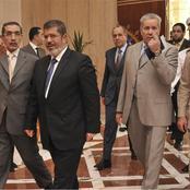 هذا الشئ كان يطلبه نجل مرسي من الموظفين لمهاداة خطيبته