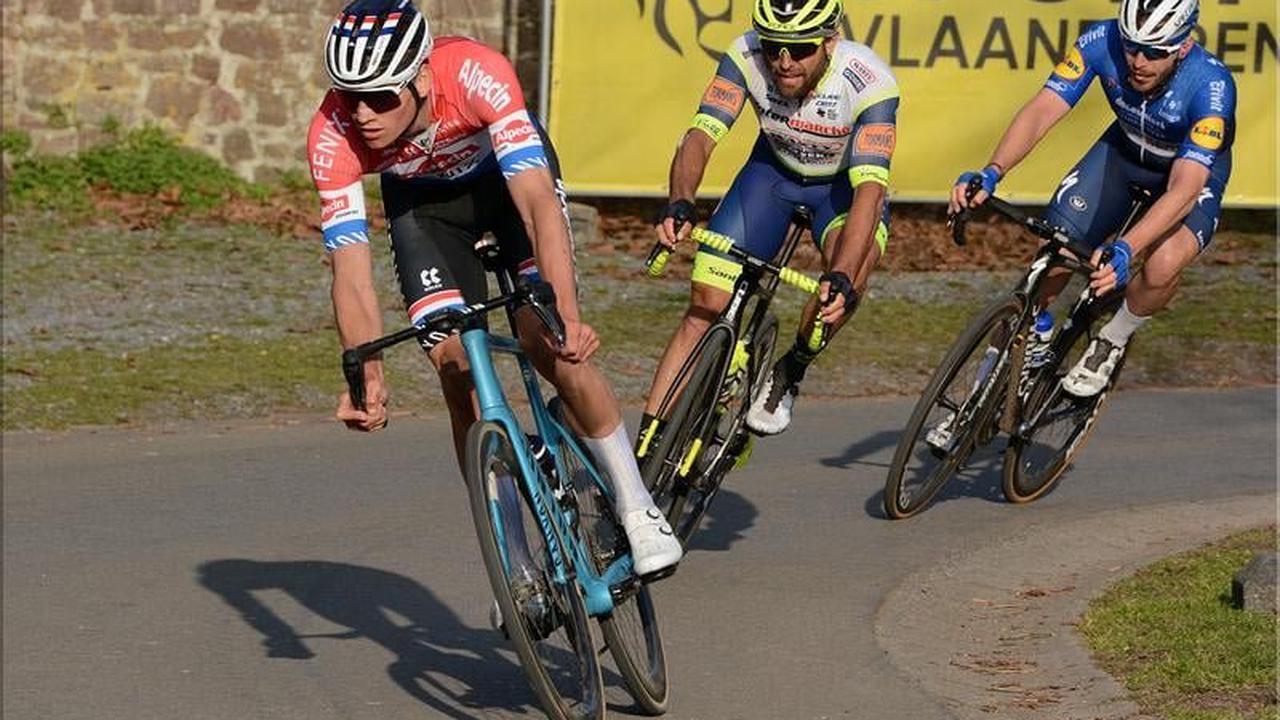 """Tour de France : Mathieu Van der Poel """"Le maillot jaune est au dessus de la victoire d'étape"""""""
