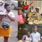 God Finally Showed His Mercy On The One-Legged Lady That Hawked Pure Water Days Ago(Read Details)
