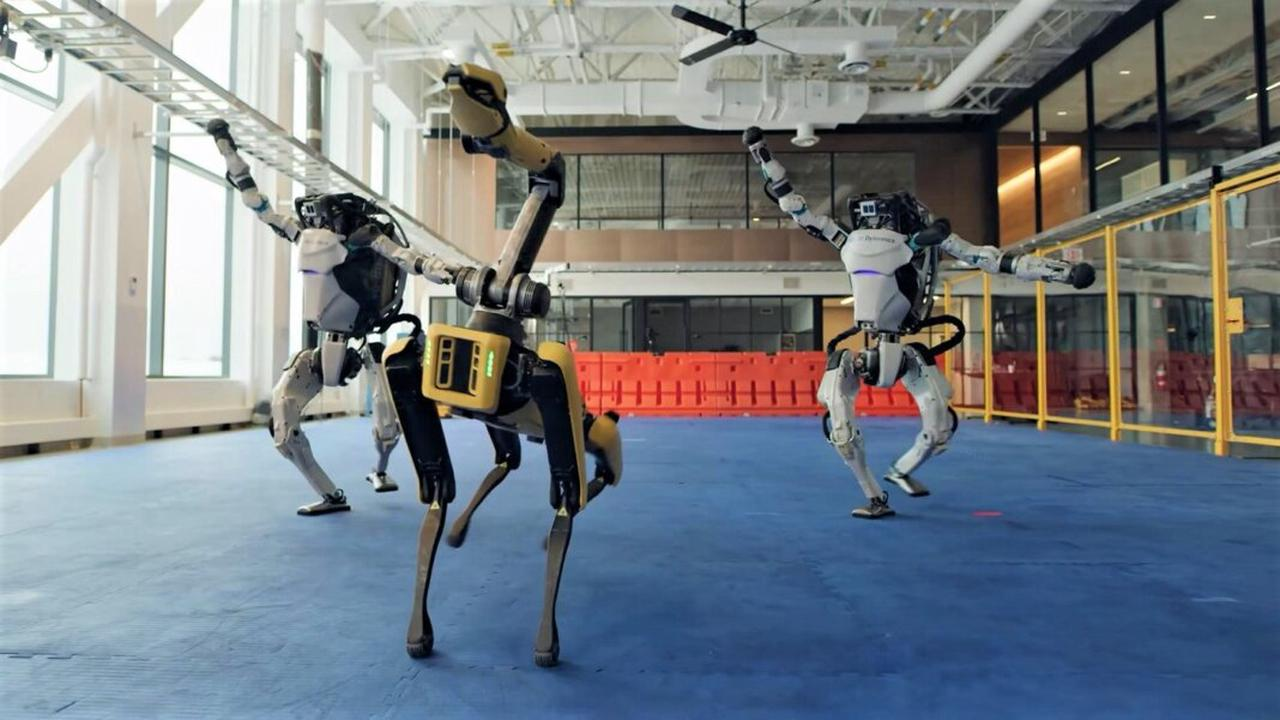Robots Now Can Dance Better Than Us