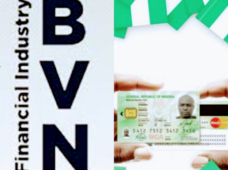 BVN and NIN: All BVN Holders Who Haven't Applied For NIN, Here Is The New Development Released By FG