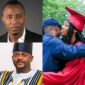 Sowore And Deputy Governor Of Kogi State Exchange Words Over The Latter's Daughter's Matriculation