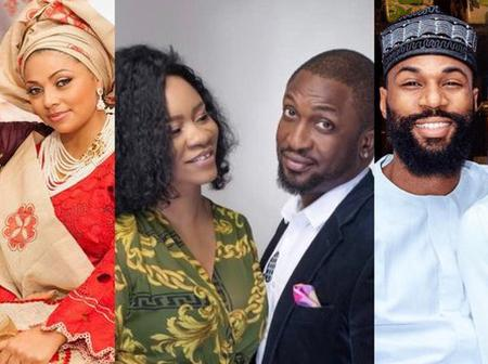Nigerian Celebrities Who Married Women that are Older than Them