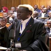 Kenyan Lawyer PLO Lumumba Gives His Take On The Ongoing Search For Ex-CJ Maraga's Successor