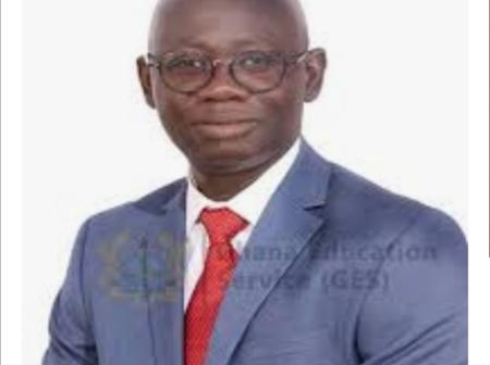 Profile of Director General, Ghana Education Service