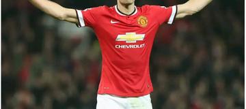 Manchester United Fans Hail Their  New 'Van Persie'