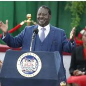 Raila Odinga shines through BBI