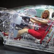 Would You Accept To Drive In This Transparent Automobile Car If Given The Chance? (See Photos)