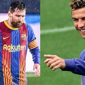 El Clasico: See The Unwanted Record Messi Created After Barcelona Lost To Real Madrid