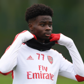 Bukayo Saka Explains Impossibility Of Representing Nigeria Over England: 'It Is A Tough Decision'