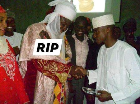 Former SUG President Died After A Brief Illness [Photo]