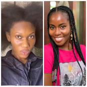 Between Wendy Shay And MzVee, Who Is More Beautiful Without Make Up (Photos)