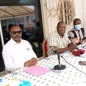 Scrutin présidentiel : Gnamien Konan et Martial Ahipeaud parlent  au candidat  KKB