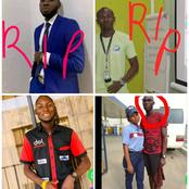 'Sad: More Photos Of The 100 Level Uniosun Student, Who Committed Suicide Surfaces Online (Photos)'