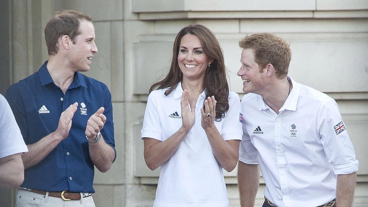 Kate's texts with Harry show she is key to any reunion with William, says expert