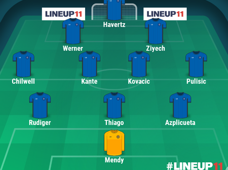 With Kante, Jorginho & Mount Injured, Tuchel Had Revealed His Backup Midfield Plan Against Porto.
