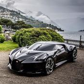 The 2 most expensive cars on the planet.
